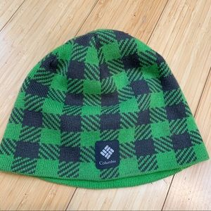 COLUMBIA boys girls winter hat, youth OS.